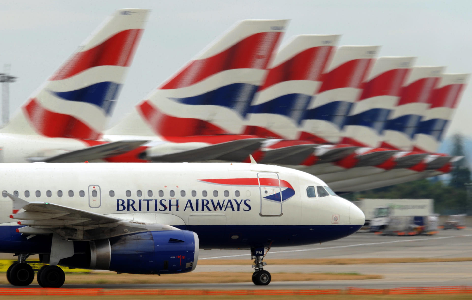 Авиакомпания British Airways отменила рейсы в Израиль