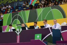 Best moments of artistic gymnastics competitions as part of EYOF Baku 2019 (PHOTO) - Gallery Thumbnail