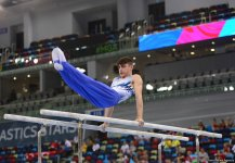 Competitions in artistic gymnastics underway within EYOF Baku 2019 (PHOTO) - Gallery Thumbnail
