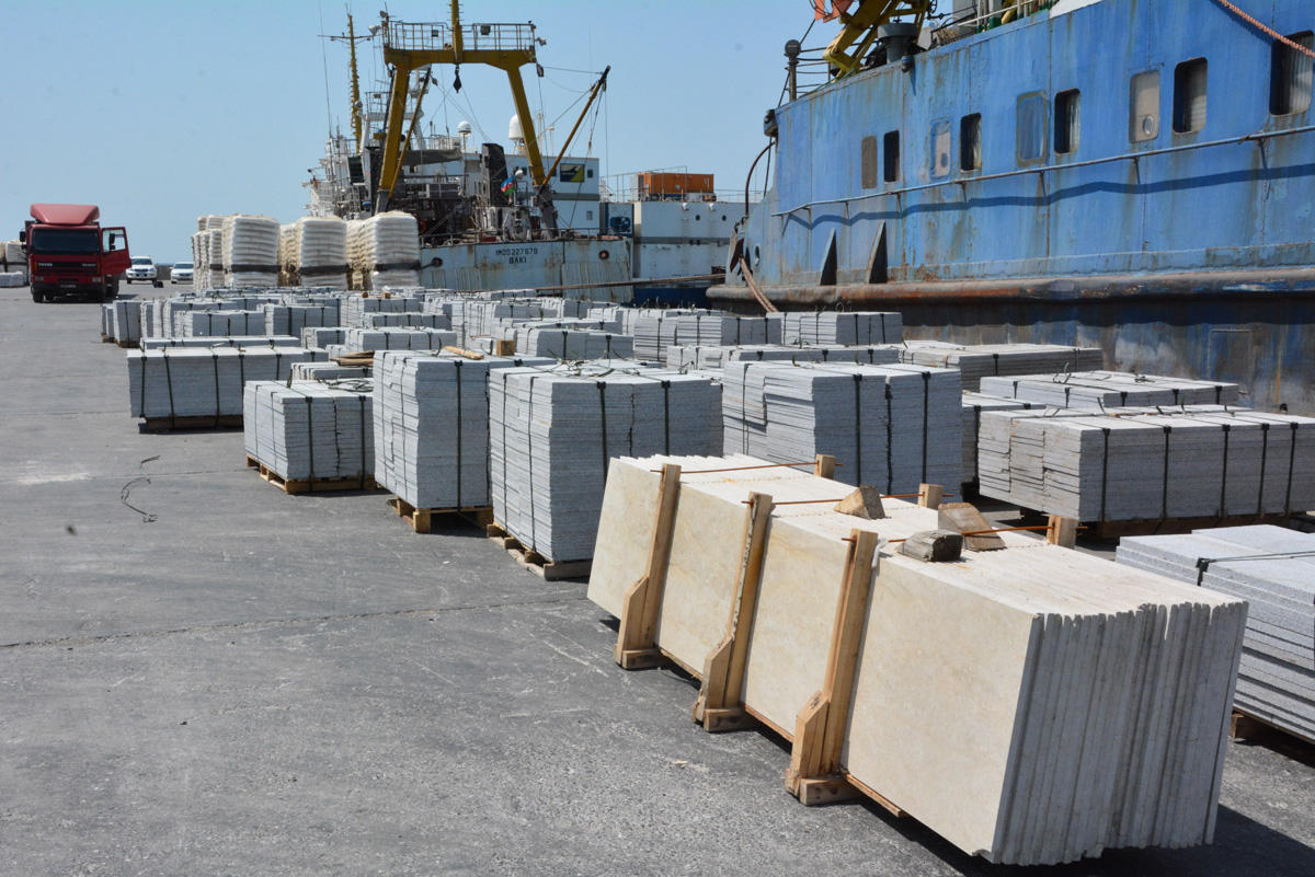 Port of Baku records growth in annual turnover despite pandemic