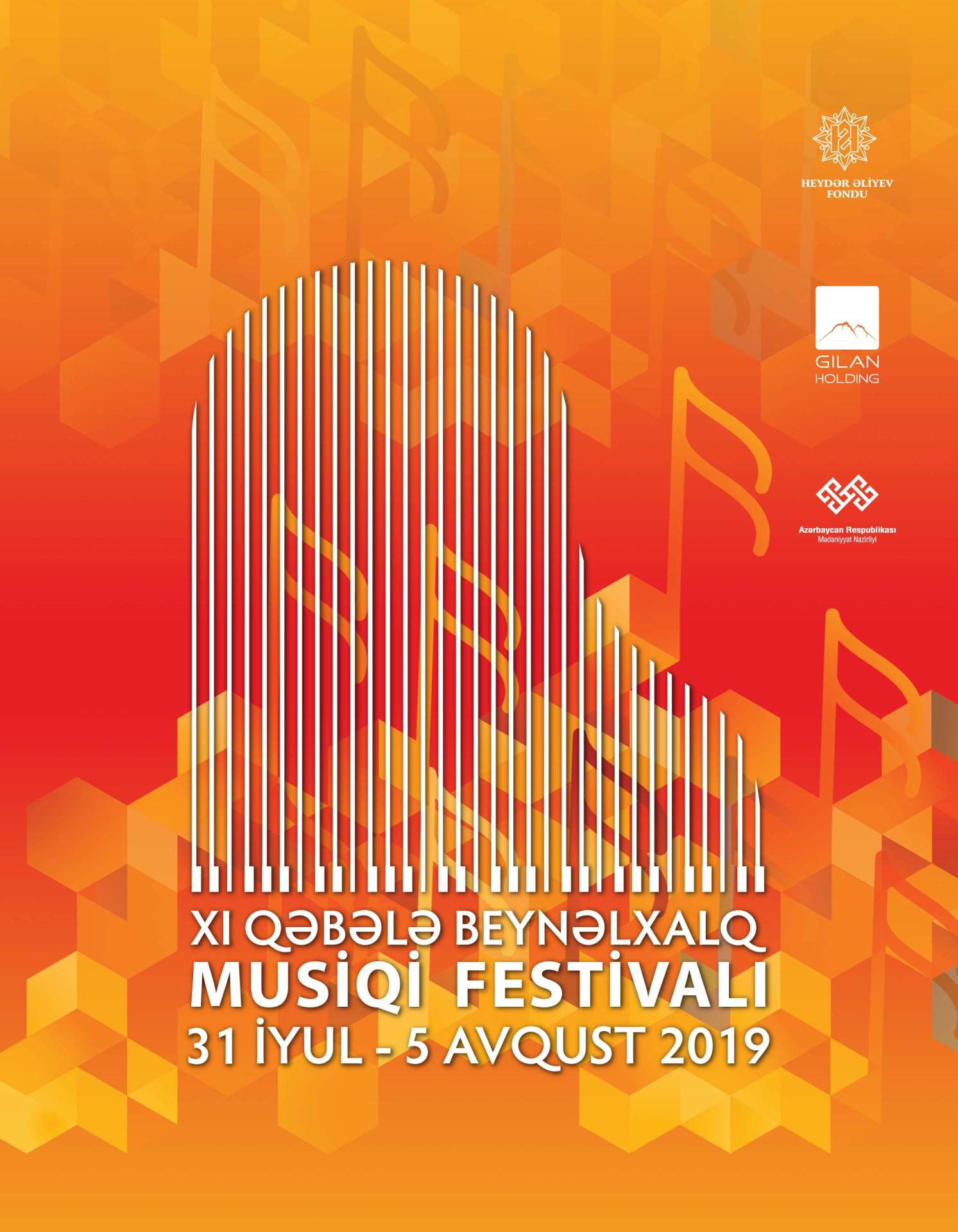 Musicians from 11 countries to perform at 11th Int'l Music Festival in Azerbaijan's Gabala (PHOTO) - Gallery Image