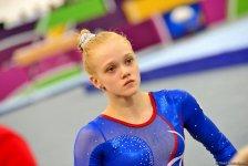 Gymnastics competitions continue at EYOF Baku 2019 (PHOTOS) - Gallery Thumbnail