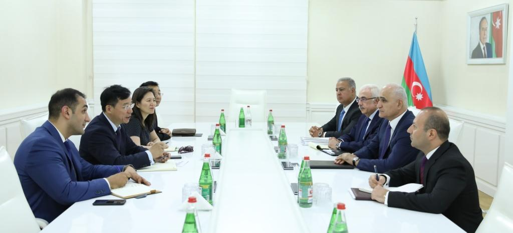 Interest of Chinese companies to Azerbaijan grows