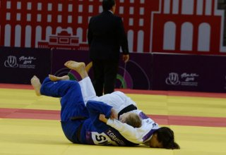 Second day of EYOF Baku 2019 judo competitions wraps up