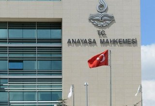 Constitutional Court of Turkey decides on rules for presidential palace construction