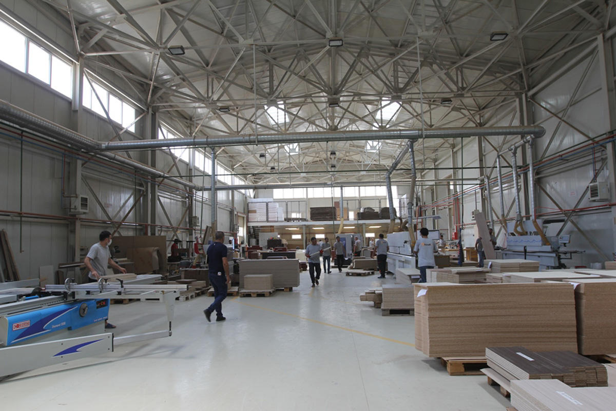Azerbaijan's Economy Ministry unveils volume of sold products in industrial parks