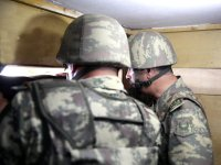 Продолжается проверка воинских частей азербайджанской армии  (ФОТО/ВИДЕО) - Gallery Thumbnail