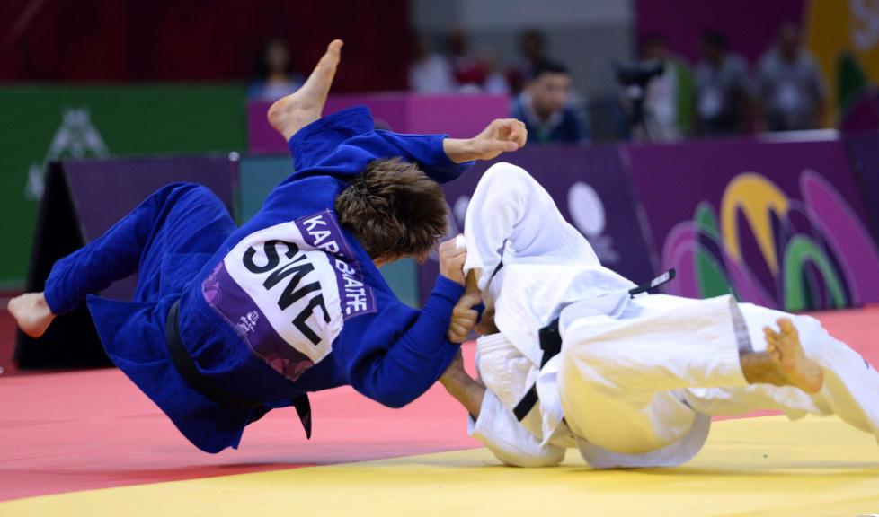 Azərbaycan Avropa Gənclər Olimpiya Festivalında daha bir qızıl medal qazandı