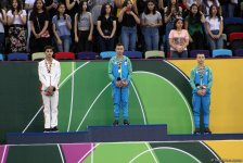 Winners of EYOF Baku 2019 artistic gymnastics competitions awarded (PHOTO) - Gallery Thumbnail