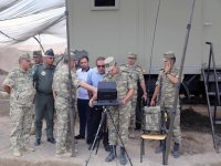 Relatives of Azerbaijani military pilot informed about measures undertaken up to now (PHOTO) - Gallery Thumbnail