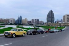 Classic car rally to be held in Baku (PHOTO) - Gallery Thumbnail