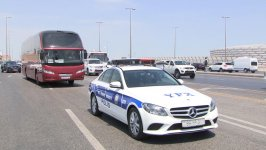 Azerbaijani ministry talks security at sports competitions and music festival (PHOTO) - Gallery Thumbnail
