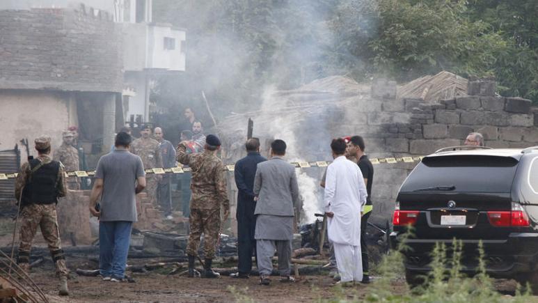 2 policemen killed, 1 injured in firing in Pakistan's Islamabad
