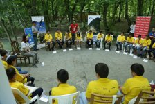 """Education Bus – Nasimi"" summer school held with support of Bakcell (PHOTO) - Gallery Thumbnail"