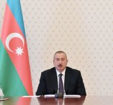 President Ilham Aliyev chairs meeting on country's socio-economic field (PHOTO) - Gallery Thumbnail