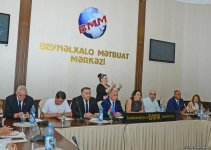 Azerbaijani national anthem performed in sign language (VIDEO) - Gallery Thumbnail