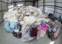 Gömrük orqanına düzgün bəyan olunmayan külli miqdarda mallar aşkar edilib (FOTO/VİDEO) - Gallery Thumbnail