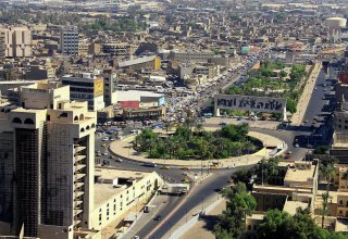 Three rockets fall inside Baghdad's Green Zone, no casualties