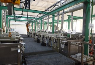 Value of Azerbaijan's 4M2021 industrial production down