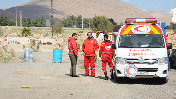Syria reports 1st death case of COVID-19