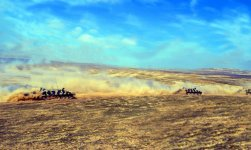 Command & Staff Exercises begin in Army Corps, formations of Azerbaijani Army (PHOTO) - Gallery Thumbnail