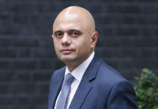 Sajid Javid says Brexit is 'a matter of days' away