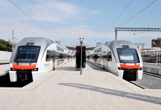 High-speed train may be launched between Baku, Russia's Makhachkala