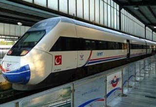Prototype of domestic high-speed train to be presented in Turkey