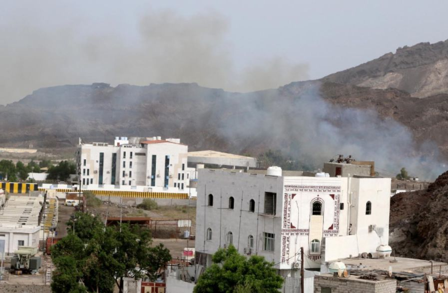 Yemen's pro-government coalition fractures as separatists grab control in Aden