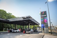 SOCAR opens new gas filling station in Ukraine (PHOTO) - Gallery Thumbnail
