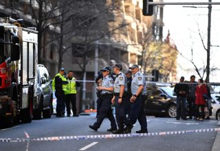 Sydney stabbing suspect charged with murder, assault