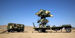Azerbaijani anti-aircraft missile troops conduct live-fire exercises (PHOTO/VIDEO) - Gallery Thumbnail