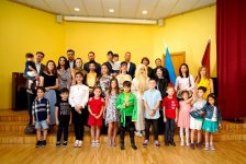 Рига-Стокгольм-Рига: представители Азербайджана участвуют в конкурсе на круизном лайнере (ФОТО) - Gallery Thumbnail
