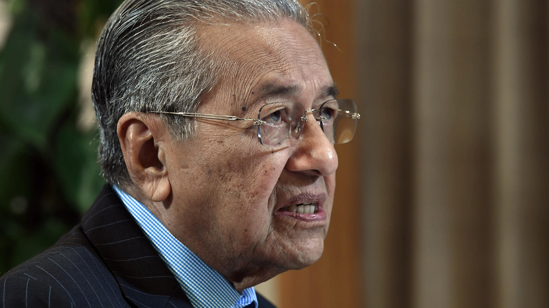 Malaysian PM urges Britain to 'break with Europe' on palm oil