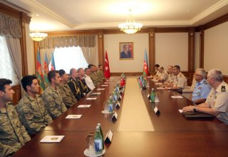 Azerbaijani Defense Ministry thanks Turkish side for participating in search for MiG-29 aircraft