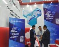 AzerTelecom participates at Caspian Innovative Technologies Exhibition in Turkmenistan (PHOTO) - Gallery Thumbnail