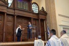 Azerbaijan's multifaith harmony highlighted at Los Angeles synagogue (PHOTO) - Gallery Thumbnail