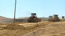 Large-scale highway reconstruction underway in Azerbaijan (PHOTO) - Gallery Thumbnail