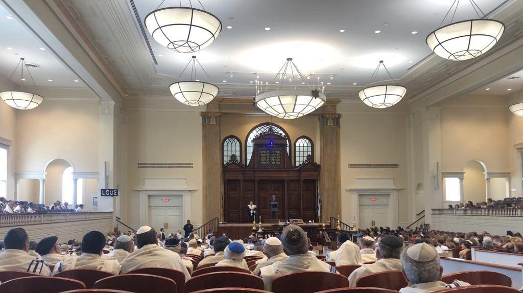 Azerbaijan's multifaith harmony highlighted at Los Angeles synagogue (PHOTO) - Gallery Image