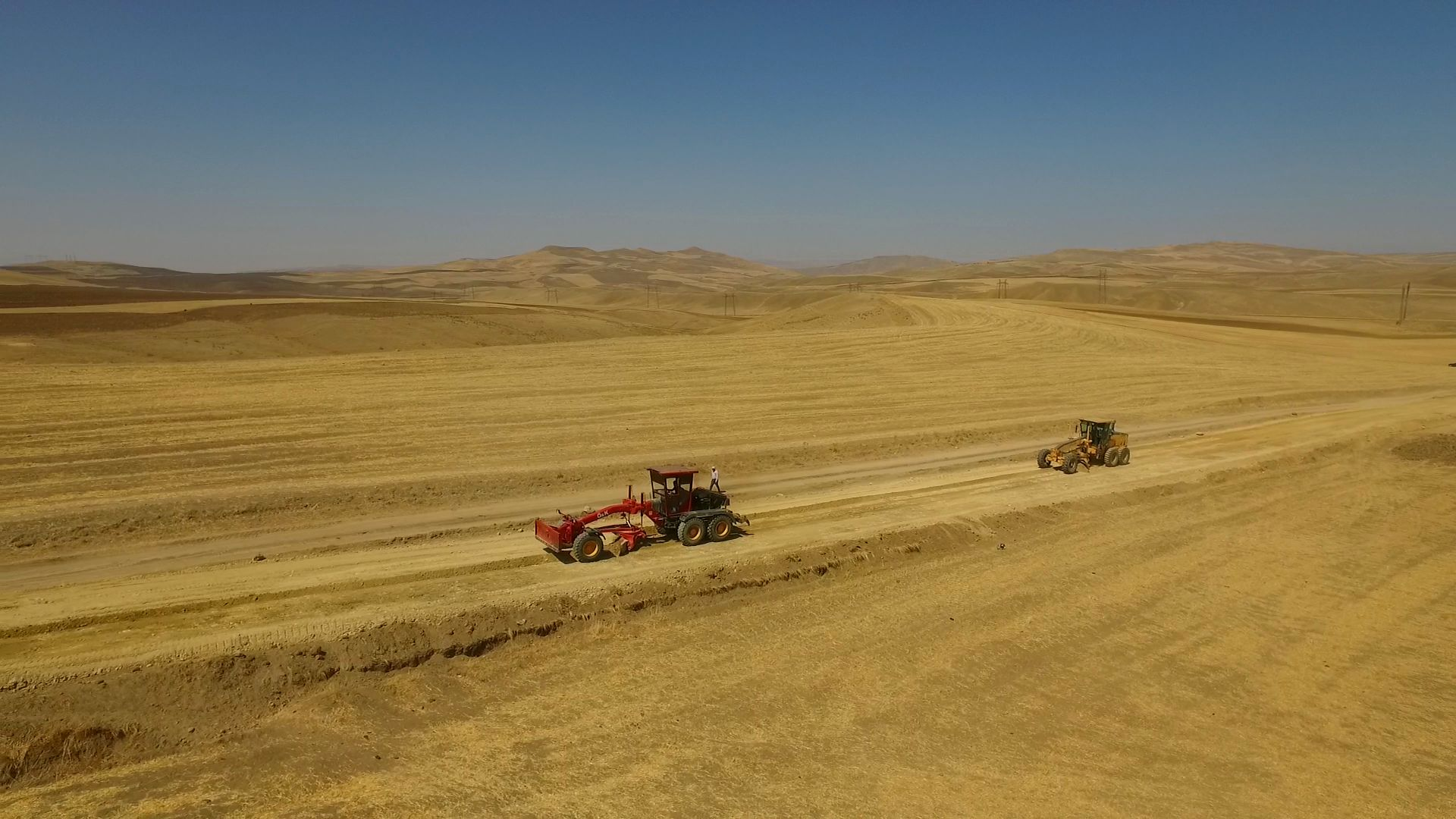 Large-scale highway reconstruction underway in Azerbaijan (PHOTO) - Gallery Image