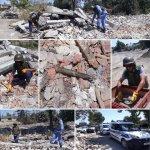 В Барде обнаружен артиллерийский снаряд (ФОТО) - Gallery Thumbnail