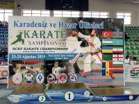 Karateçilərimiz Qara dəniz və Xəzəryanı ölkələrin çempionatında 2-ci pillədədir (FOTO) - Gallery Thumbnail