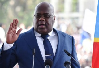 Congo President, PM name government for first time since December poll win