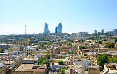 Baku's Mysterious Tower (PHOTO) - Gallery Thumbnail