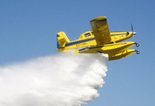 Forest fires across Israel, firefighting planes deployed