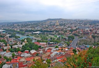 Georgian Tbilisi recognized as one of best of European Cities of the Future