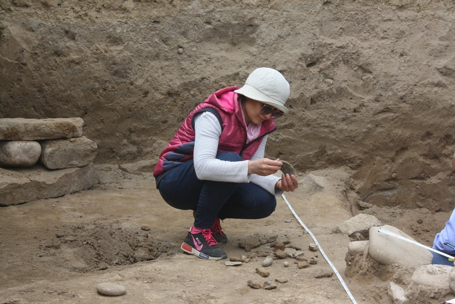 Ancient archaeological artifacts discovered in Shabran (PHOTO) - Gallery Image