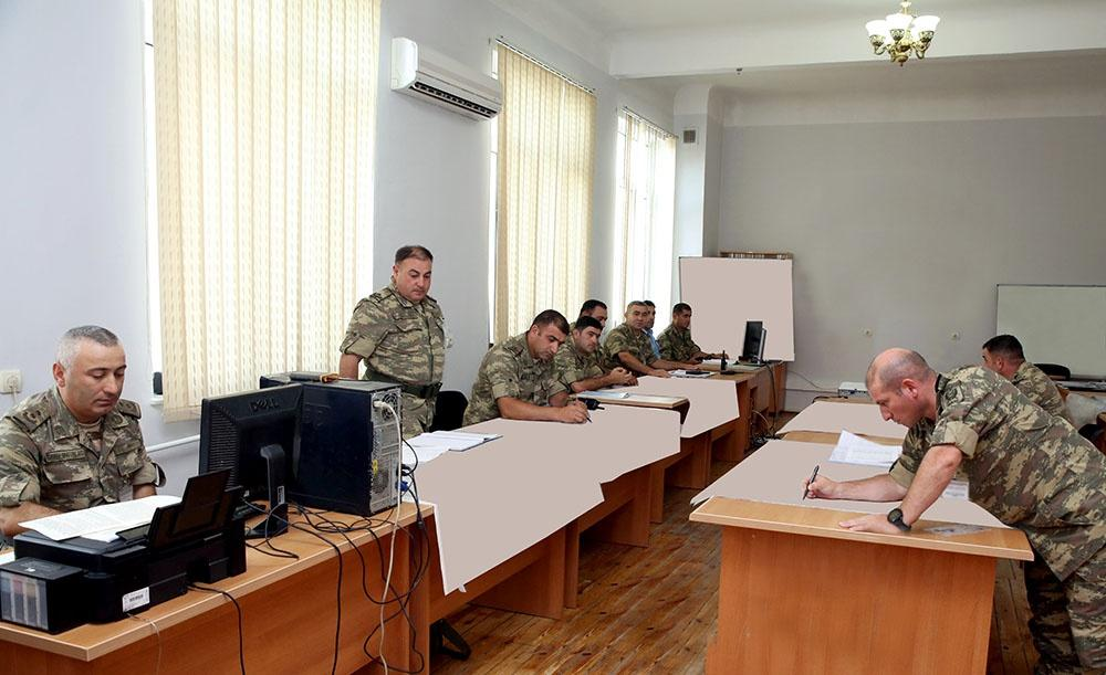 Command and Staff Exercise is conducted at Center for War Games (PHOTO/VIDEO) - Gallery Image