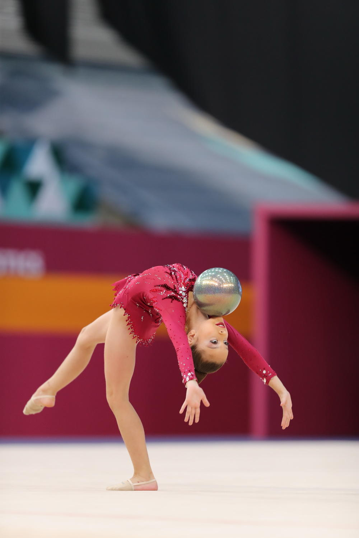 Azerbaijan championships in rhythmic gymnastics underway in Baku (PHOTO) - Gallery Image