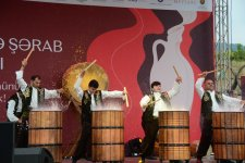 First Grape and Wine Festival opens in Azerbaijan's Shamakhi district (PHOTO) - Gallery Thumbnail